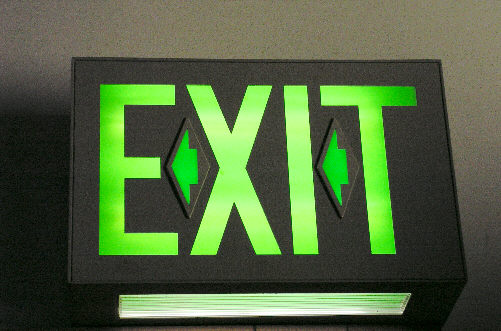 Lighting Gallery Net Lighting In Captivity Ccfl Exit Sign