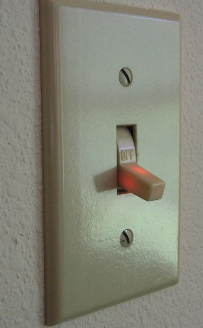 The Best 28 images of lighted light switch - decora switches rocker light switch devices ...