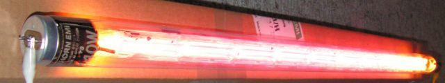 GEC SLI//H 200W linear sodium lamp BI-PIN G13