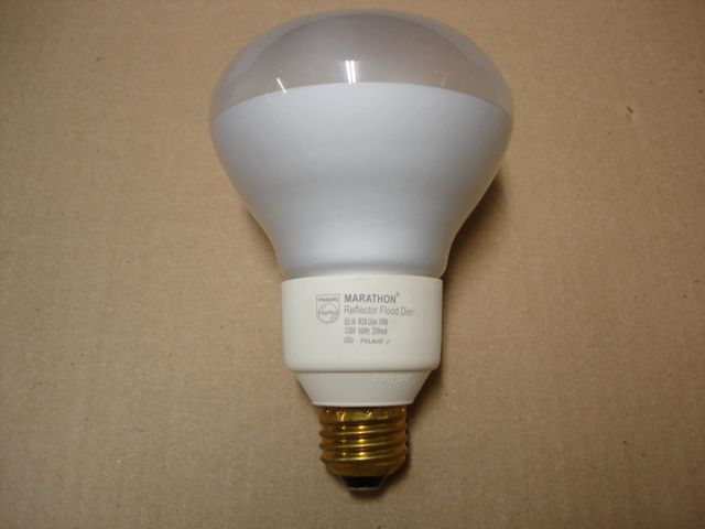 Here Is A Philips Alto Marathon 16w Dimmable Reflector Flood Lamp