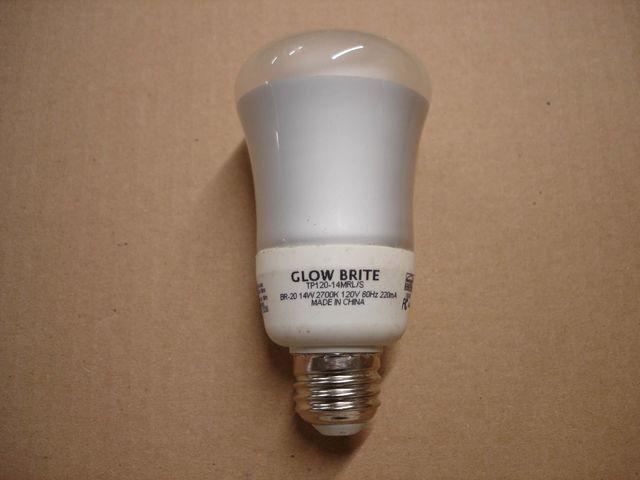 Fluorescent Lamps Cfl Glow Brite