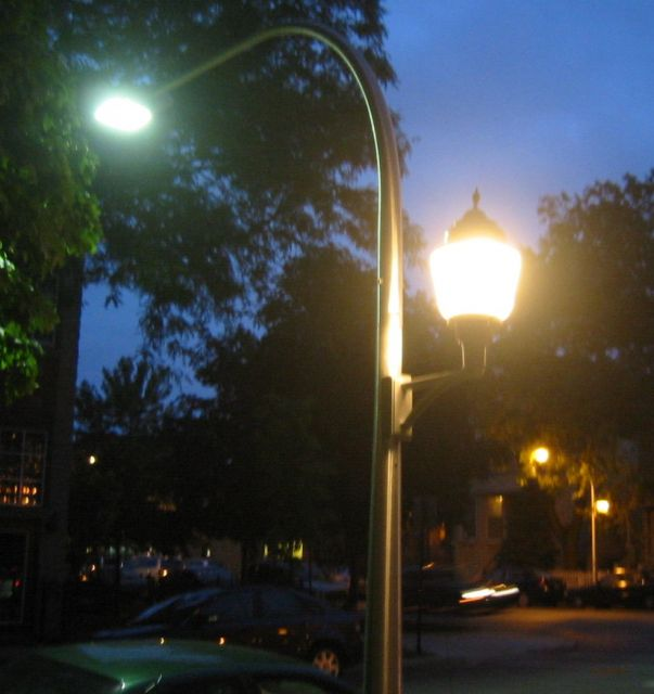 Light Fixtures Chicago: Street Lights/Outdoor/Chicago LED