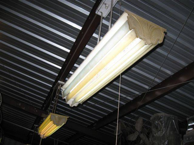 Lighting-Gallery-net - vintage fluorescent/Early fluorescents