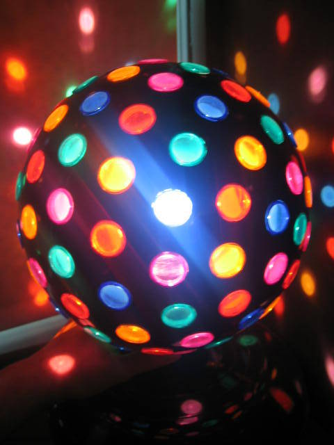 Lighting Gallery Net Party Strobes Disco Light Ball