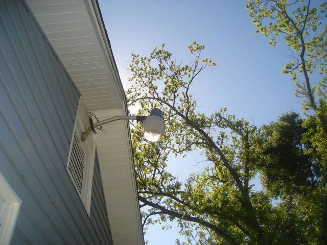 lighting gallery net pensacola fl streetlights mercury vapor yard light. Black Bedroom Furniture Sets. Home Design Ideas