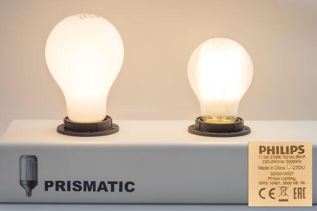 Lighting-Gallery-net - LED/PHILIPS 1521lm LED filament bulb