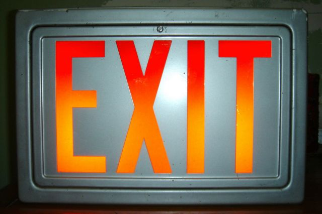 Click to view full size image & Lighting-Gallery-net - My Exit Signs/My Day Brite Exit Sign azcodes.com