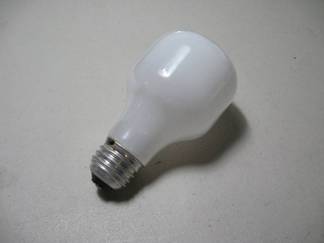 Philips 60 Watt Longer Life Square Bulb