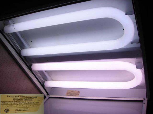 Lighting-Gallery-net - Fluorescent Fixtures/2X2 U-Bent Troffer