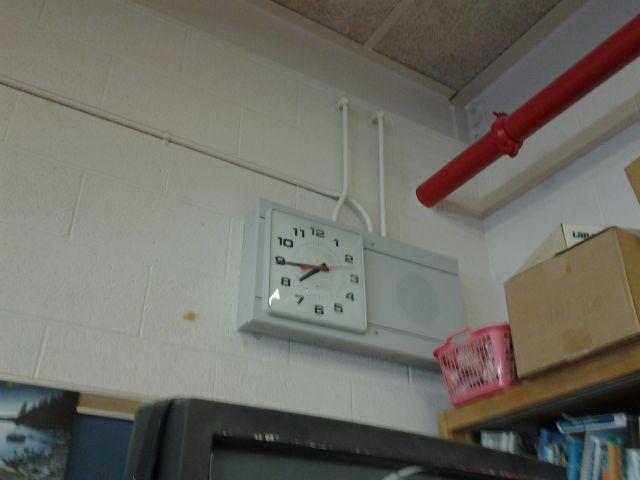lighting gallery net indoor lighting current simplex synchronized clock system