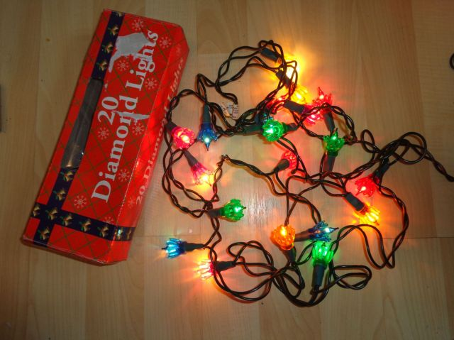 click to view full size image 20 set of vintage xmas lights