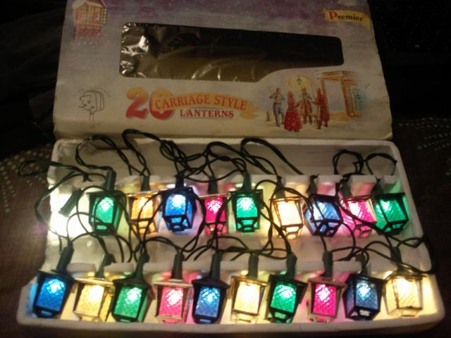 Lighting-Gallery-net - Christmas Lights/Premier 20 Carriage style ...