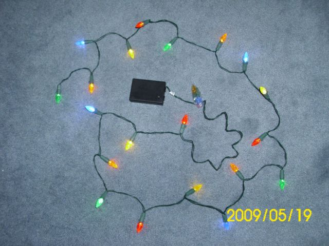 Led Battery Operated Christmas Lights