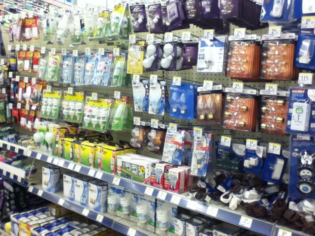 Lighting-Gallery-net - Other/Lighting section in Walgreens
