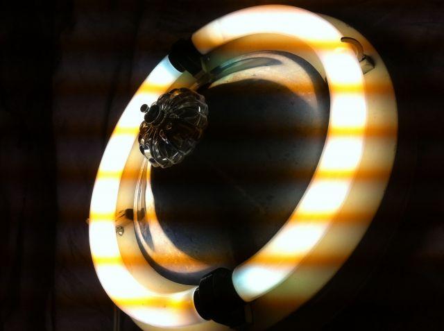 Circlark maxilume fixture lit & Lighting-Gallery-net - florescent fixtures/Circlark maxilume fixture lit