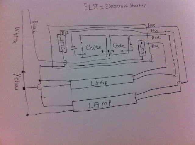 normal_image~41 lighting gallery net ballast ballast internal of ge two lamp ballast