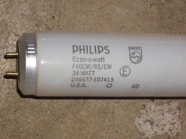 Lighting Gallery Net Fluorescent Tubes Philips Econ O