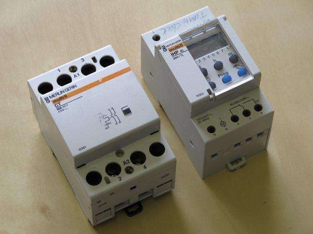 Lighting gallery net control gear merlin gerin multi 9 - Merlin gerin multi 9 ...