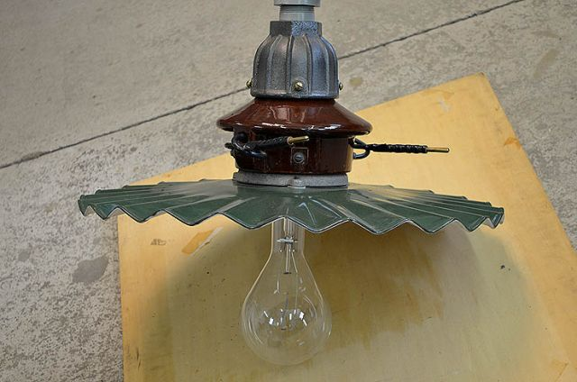 Netshop Lighting Fixtures : Lighting-Gallery-net - Shop/Barn fixtures/1920s Radial-Wave street ...