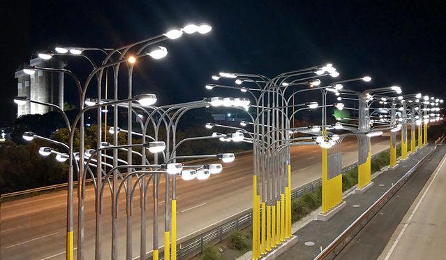 Outdoor Lights Gold Coast Highway