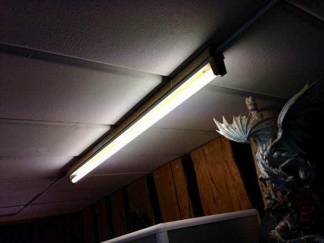 Lighting Gallery Net Fluro Lights Thorn Por Pack