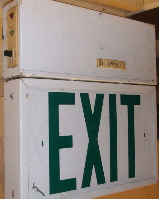 Exit Sign Emergi-lite & Lighting-Gallery-net - Jeff Dobkinu0027s album/Exit Sign - Emergi-lite azcodes.com