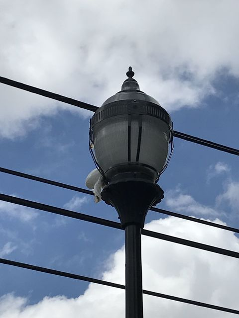 Lighting-Gallery-net - HID/A problem atop a post