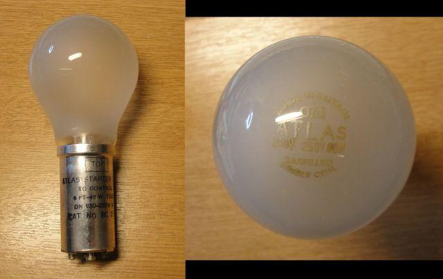 Lighting-Gallery-net - Lamps and Lighting/Atlas Starter/Ballast bulb ...