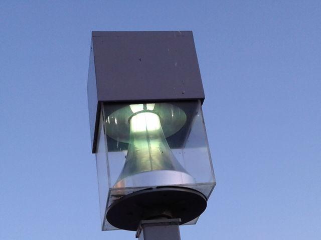 Lighting-Gallery-net - EOL Lighting/Dimming out mercury vapor lamp