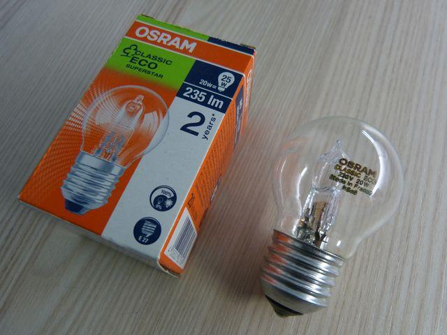 Lighting-Gallery-net - Halogen/OSRAM Classic Eco Superstar